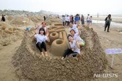 바람·모래가 빚은 예술...태안 사구·모래조각축제 6일 개최
