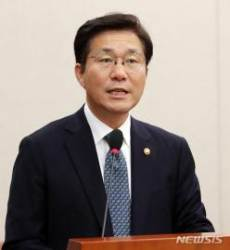 """성윤모 산업부 장관 """"에너지전환 정책 펼치겠다"""""""