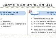 """금감원 """"더 엄격해진 감사인 독립성 유의사항 확인하세요"""""""