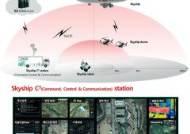 '재난안전 무인비행선 KT 5G 스카이십'···장성 노란꽃축제 시범운항