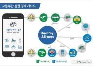 지하철·택시·버스·항공기 한번 결제로 OK…통합결제시스템 개발 착수
