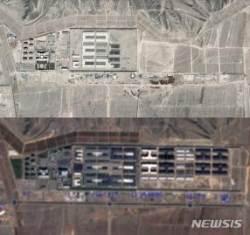 中,국제사회 비난에도 위구르족 수용소 대규모 확장