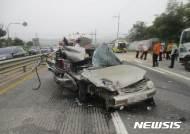 전북지역 11대 중과실 교통사고 사망자 '여전'