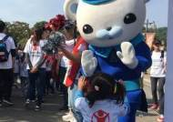 손오공 '바다탐험대 옥토넛', 국제어린이마라톤 서포터즈 참여