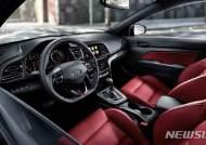 현대차, 힘과 역동성 높인 '더 뉴 아반떼 스포츠' 출시