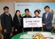 [울산소식]SK, 결식아동 급식 지원 5000만원 전달 등