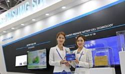 삼성SDI, '대구 미래자동차 엑스포'서 첨단 전기차 배터리 기술 선봬