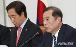 """김병준 """"리선권 발언, 南北 주종관계 증거"""""""