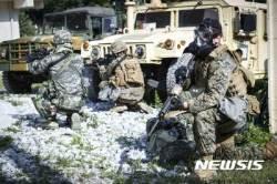 """北 매체, 한미해병대연합훈련 재개 비난…""""군사합의에 배치"""""""