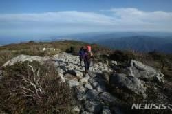 용대리 자연휴양림 오른 숭실대 직원 12명 전원 하산