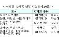 '한국형 스마트시티' 아세안에 첫 수출