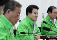 """정동영 """"與, 선거제도 개혁 복지부동…文, 리더십 보여야"""""""