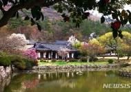 진도 관광사진 전국공모전 금상에 '운림산방의 봄빛' 선정