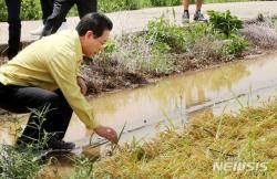 농업재해 복구비 현실화…전남 농가당 2.8배↑ 총 687억원