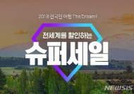 인터파크, '제 7회 온라인 여행박람회' 개최