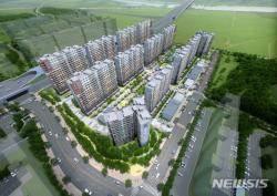 쌍용건설 '광산 쌍용예가 플래티넘' 견본주택 개관…28일 분양