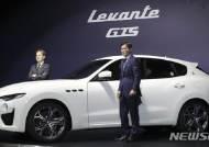 마세라티, V8엔진 장착 럭셔리 슈퍼 SUV '르반떼 GTS' 출시