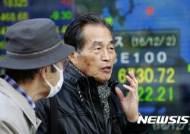 일본 증시, 뉴욕·아시아 증시 강세에 사흘째 상승 마감...0.64%↑
