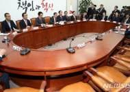 친박계 중진들, 김병준 비대위 향해 쓴소리