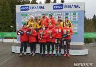 여자 봅슬레이 대표팀, 유럽컵 1차 대회 4·5위