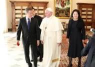 """바티칸 """"교황, 내년에 북한 방문할 계획없어"""""""
