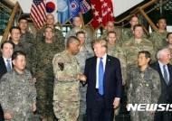 """""""트럼프, 한국 방위비 분담금 두 배로 늘리기 원해"""" WSJ"""