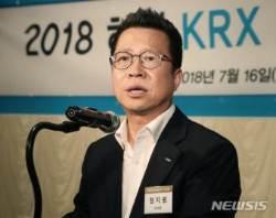 """정지원 이사장 """"코스닥 시장 활성화 및 자본시장 글로벌 경쟁력 강화할 것"""""""