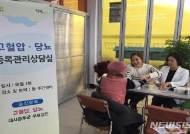 영등포구, 동주민센터서 고혈압·당뇨 무료검진