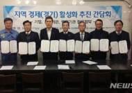 포항시, 지역경제활성화 민·관 공동 노력 협약 체결