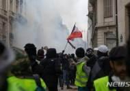 프랑스, 시위경찰에 굴복…봉급인상 및 시간외수당 지급키로