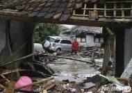 인도네시아, 추가 쓰나미 위험…해안가 주민들 대피명령