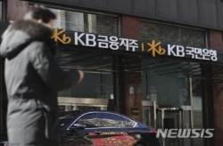 KB금융지주·국민은행, 조직개편과 경영진 인사 실시