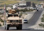 쿠르드 반군, 터키가 노리는 만비지를 시리아 군에 넘기고 전격철수