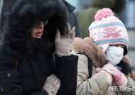 '체감 영하 20도' 전국 한파특보…전라도에는 눈까지