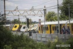 남아공서 열차 충돌로 최소 3명 사망 300여명 부상