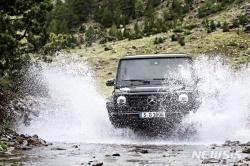 금호타이어, 벤츠 'G클래스'에 SUV 전용 타이어 공급