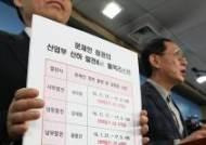 """한국당 """"'산업부 블랙리스트' 관련 증언 확보…고발 검토"""""""