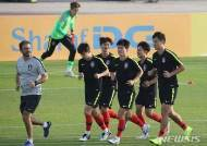 벤투호, 선수별 맞춤형 훈련으로 중국전 대비