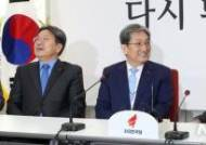 """노영민, 한국당 지도부 만나 """"경제·민생에 여야 없어…野협조 중요"""""""