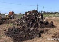 덤프트럭 2500대 분량 제주 녹지 파헤친 일당 '덜미'
