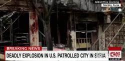 미 국방부, 시리아 IS 자폭테러 희생 미국인 3명 신원 확인