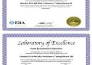 환경公, 국가 대기측정망 미세먼지 자료 신뢰성 국제적 입증