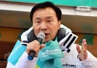 """손학규 """"손혜원 사건이 제왕적 대통령제 표본…연동형비례제가 해법""""(종합)"""