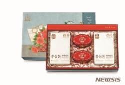 [이른 설]정관장, 선물세트 브랜드 '다보록' 23종 출시