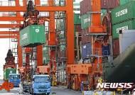 """작년 일본 3년만에 12조4000억원 무역적자...""""에너지 가격 상승·통상마찰"""""""