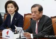 한국당 당권 '눈치싸움' 치열…김병준 출마설 모두 '견제'