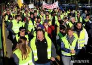 佛노란조끼, 5월 EU 선거 출사표…극우정당 위협할까?