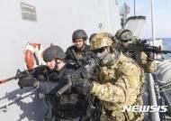 """""""한미 양국군, 올봄 연합훈련 규모 축소하기로 의견 일치"""" NHK"""