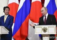 """러시아 """"先평화조약, 後영토문제""""…日과 입장차 선명"""