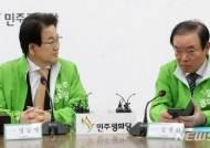 """장병완 """"한국당 단식, 정치 희화화…국회 정상화 합의해야"""""""